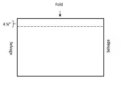 Design Positioning in Machine Embroidery - Diagram