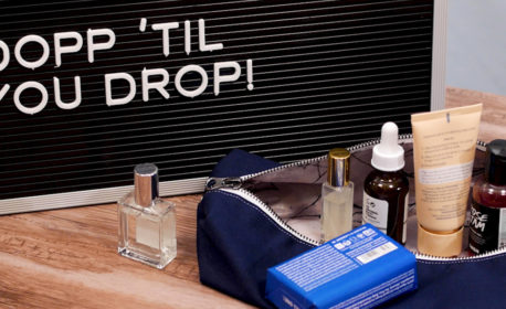 Waterproof Travel Kit tutorial