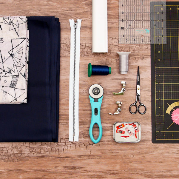 Waterproof Travel Kit Bag - supplies