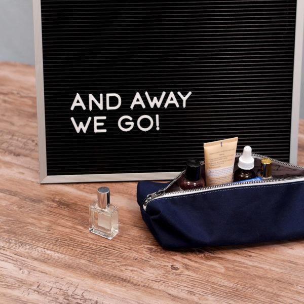 Waterproof Travel Kit Bag - lifestyle