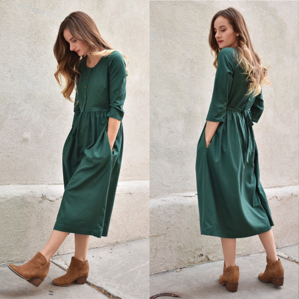 Holiday Dress Making Inspiration   WeAllSew