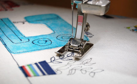 Diary in Stitches Blog Hop at WeAllSew