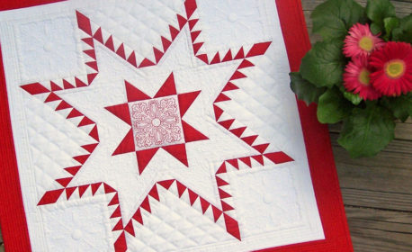 Handmade Holiday Sewing Projects from WeAllSew