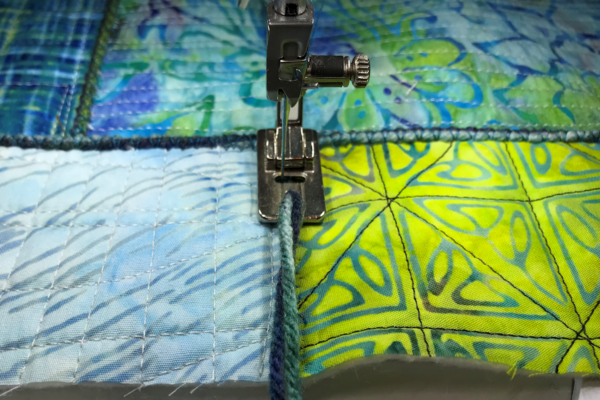 Little Art QUilts couching