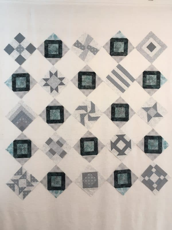 125th Anniversary Quilt Along