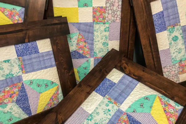 Five Quilts to Quilt