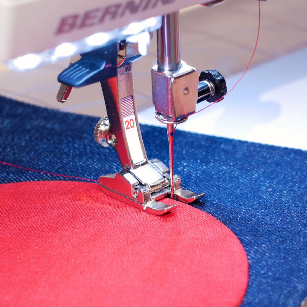 BERNINA Circular Embroidery Attachment #83 - Stitch Appliqué