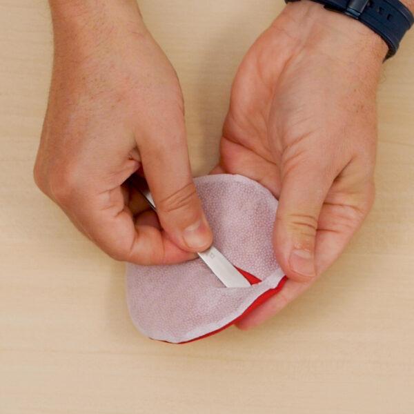 BERNINA Circular Embroidery Attachment #83 - Finger Press