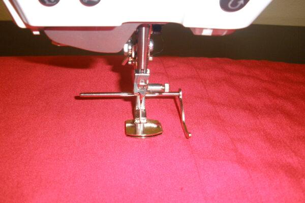 Stitching rows