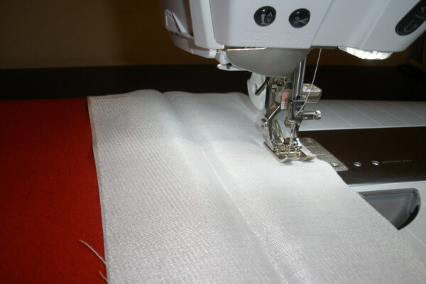 Attaching_Buttonhole_Placket