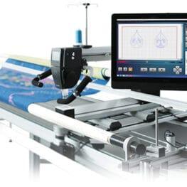 Saving designs in BERNINA Q-matic