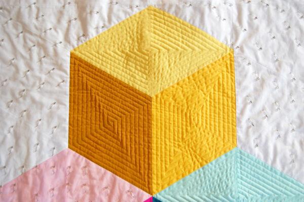 Colossal Blocks Quilt-Along at WeAllSew