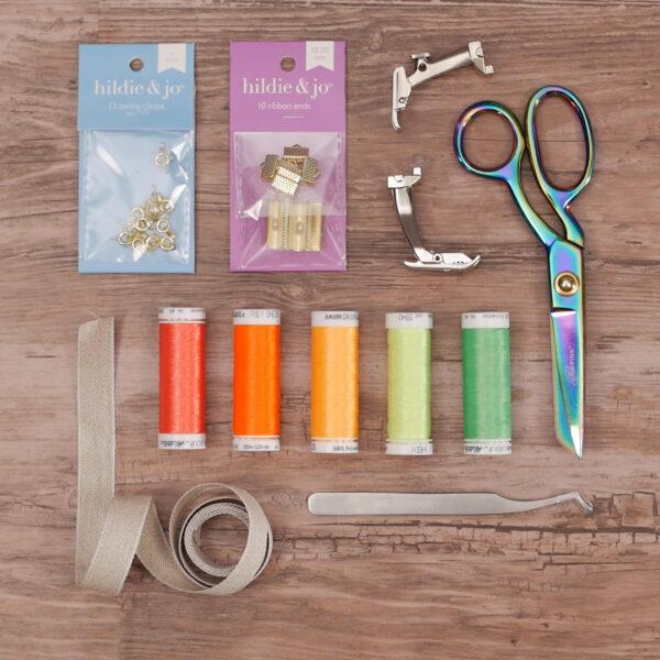 Lacy_Ribbon_Cuff_Supplies