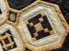 BERNINA 125th Anniversary Quilt-along: First Prize Winner, detail