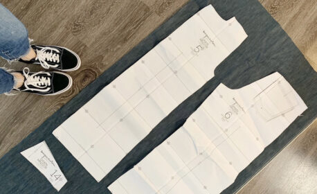 How to cut a pattern at WeAllSew