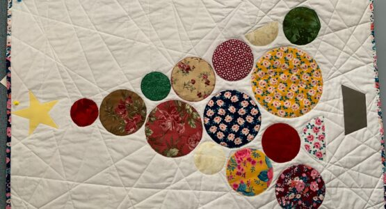 Circle Tree Quilt