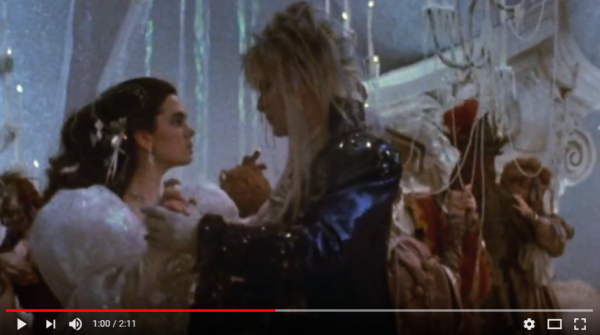 Cosplay Inspiration Labyrinth Costume