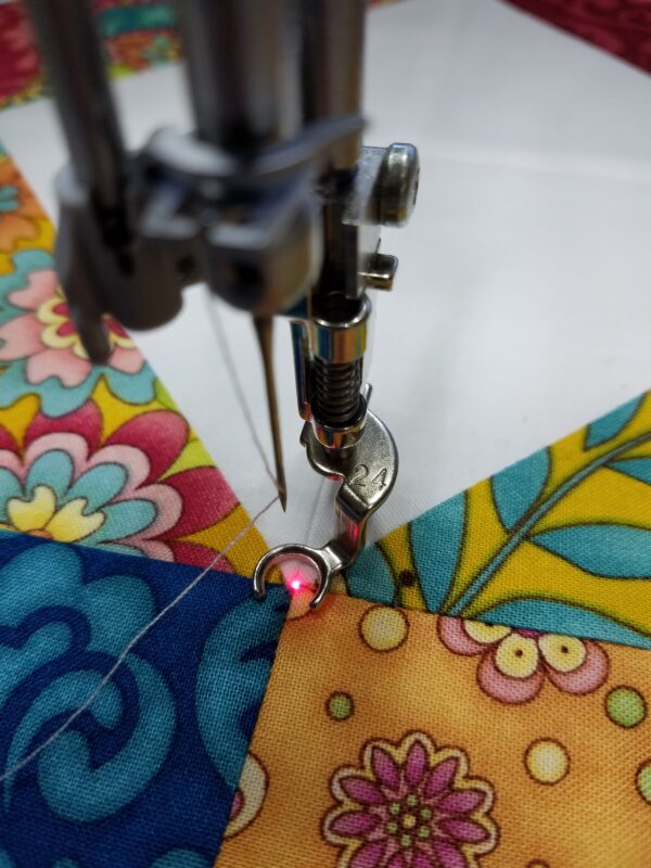 Needle Point Laser for BERNINA Q Series Longarms