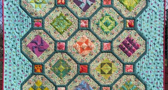 Vibrant Celebration: National Quilting Day