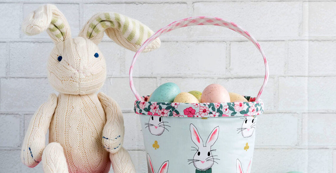 Sewing for Easter with WeAllSew