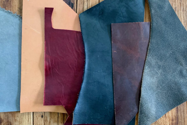 Leather Sources and Types of Leather