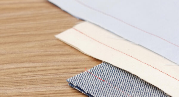 Securing Seams Three Different Ways