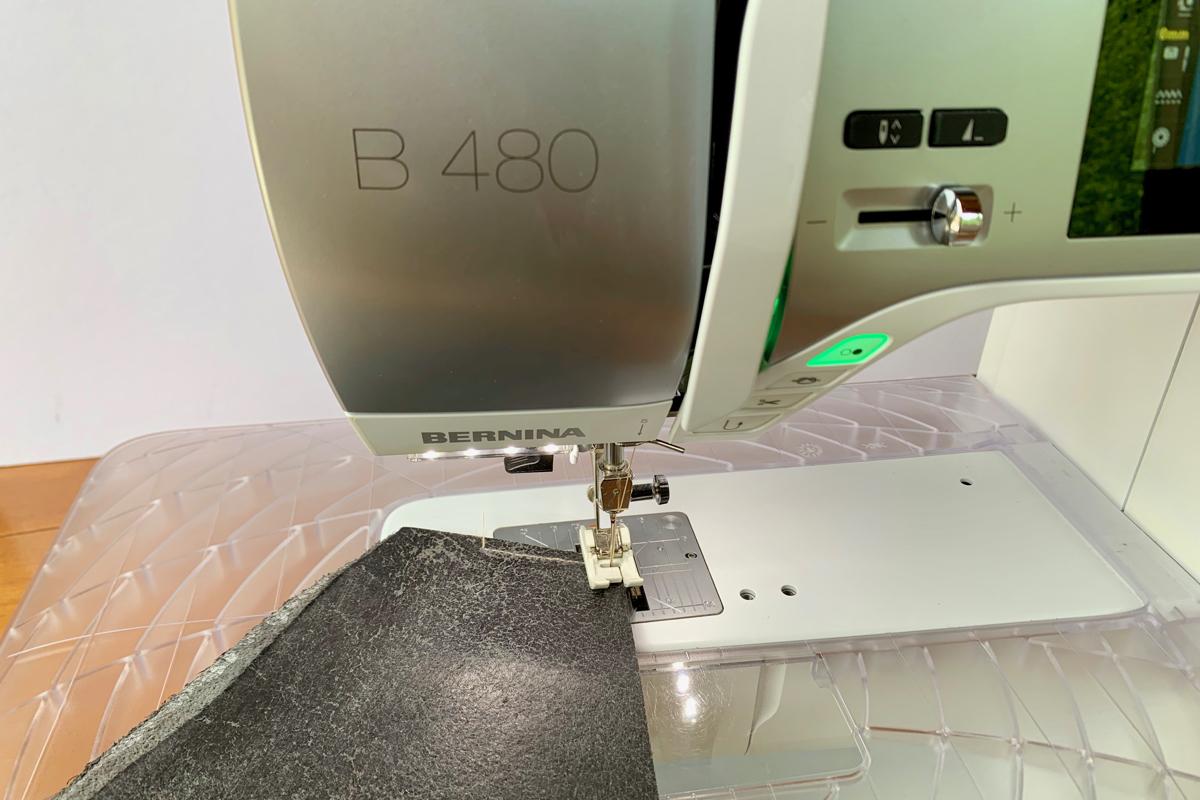 Sewing Leather BERNINA WeAllSew Blog 1200 x 800