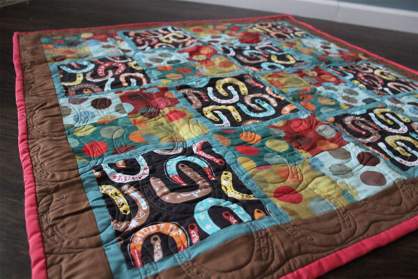 Quilt by Quilter MAcy Nunan
