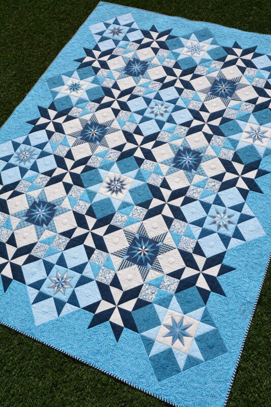 Stardust Quilt-along Preview
