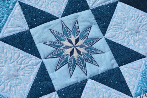 Stardust Quilt-along by Amanda Murphy for BERNINA on WeAllSew