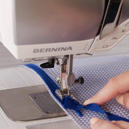 Tips for BERNINA Zipper Feet
