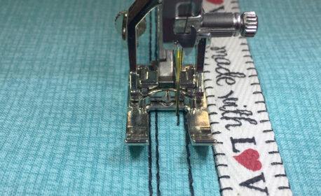 BERNINA Features 11 Needle Positions