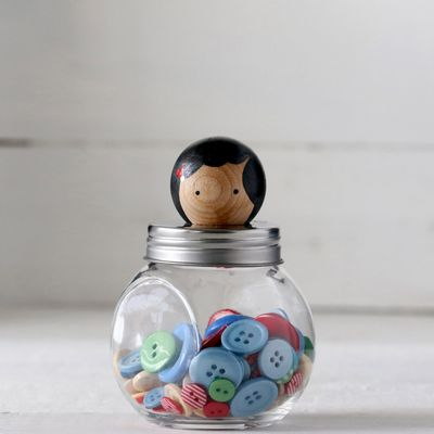 Binding Babies Buttons