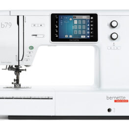 Introducing the new 70 Series of bernette machines