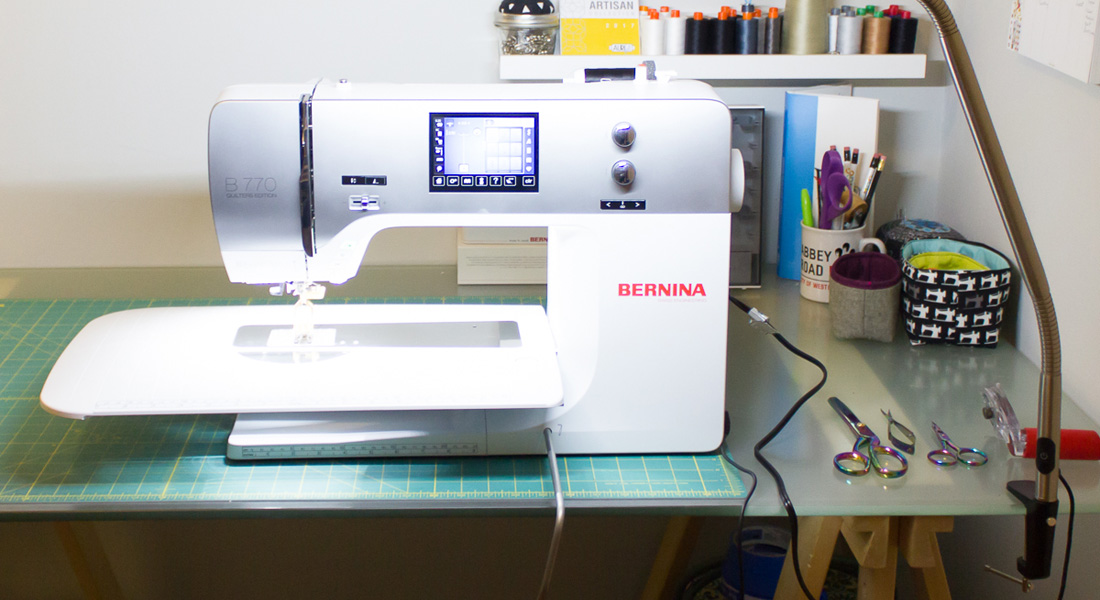 National Sewing Month: Love Your Sewing Space   WeAllSew
