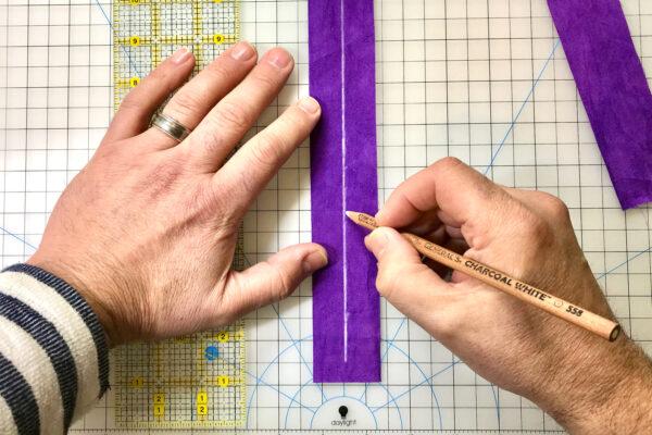 One Piece Facing Tutorial-3: Measure again