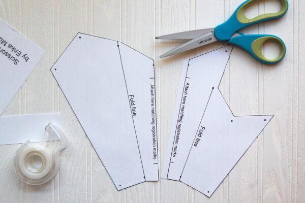 Scissors case tutorial from WeAllSew