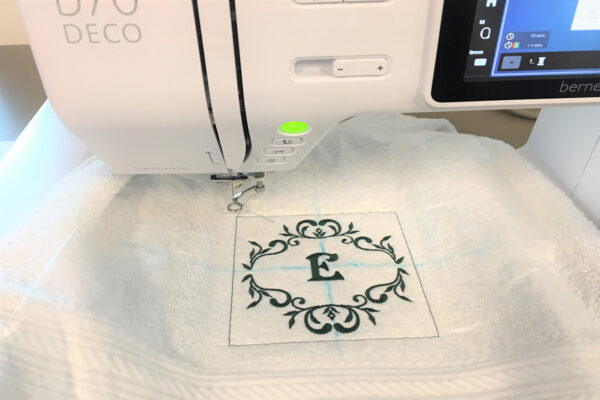 b70_Monogrammed_Towel_Stitch Out