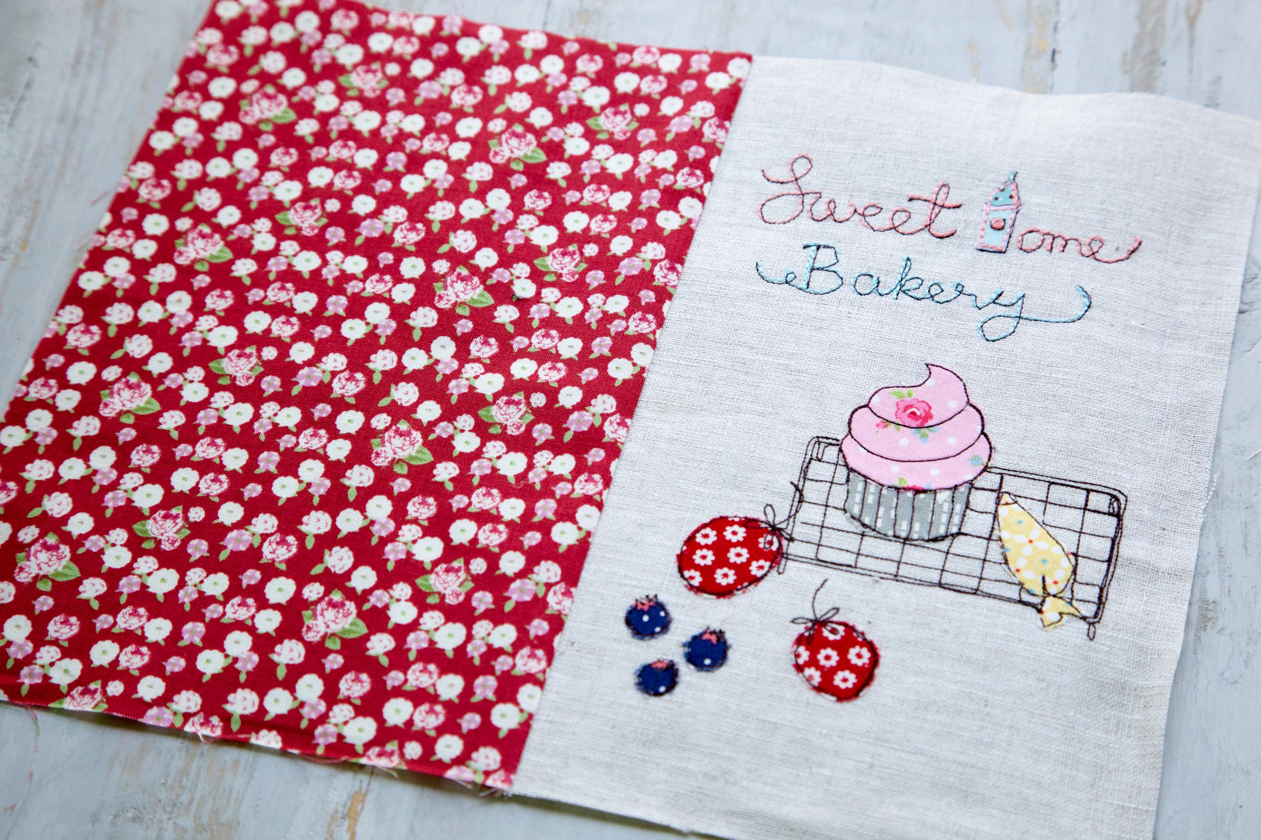 Fabric Book Cover Tutorial Weallsew