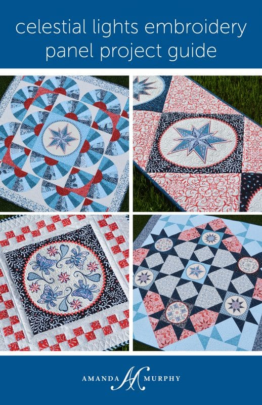 Stardust Quilt-along: Directions for piecing
