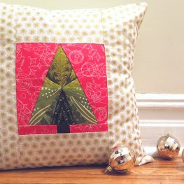 Holiday Home Decor from WeAllSew