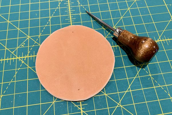Quick and Easy Leather Gifts Headphone Taco Marking