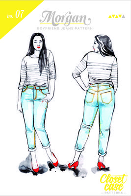 Jeans Tips: Patterns and Denim from WeAllSew
