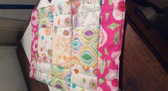 Stash Busting Carry Crate Blanket