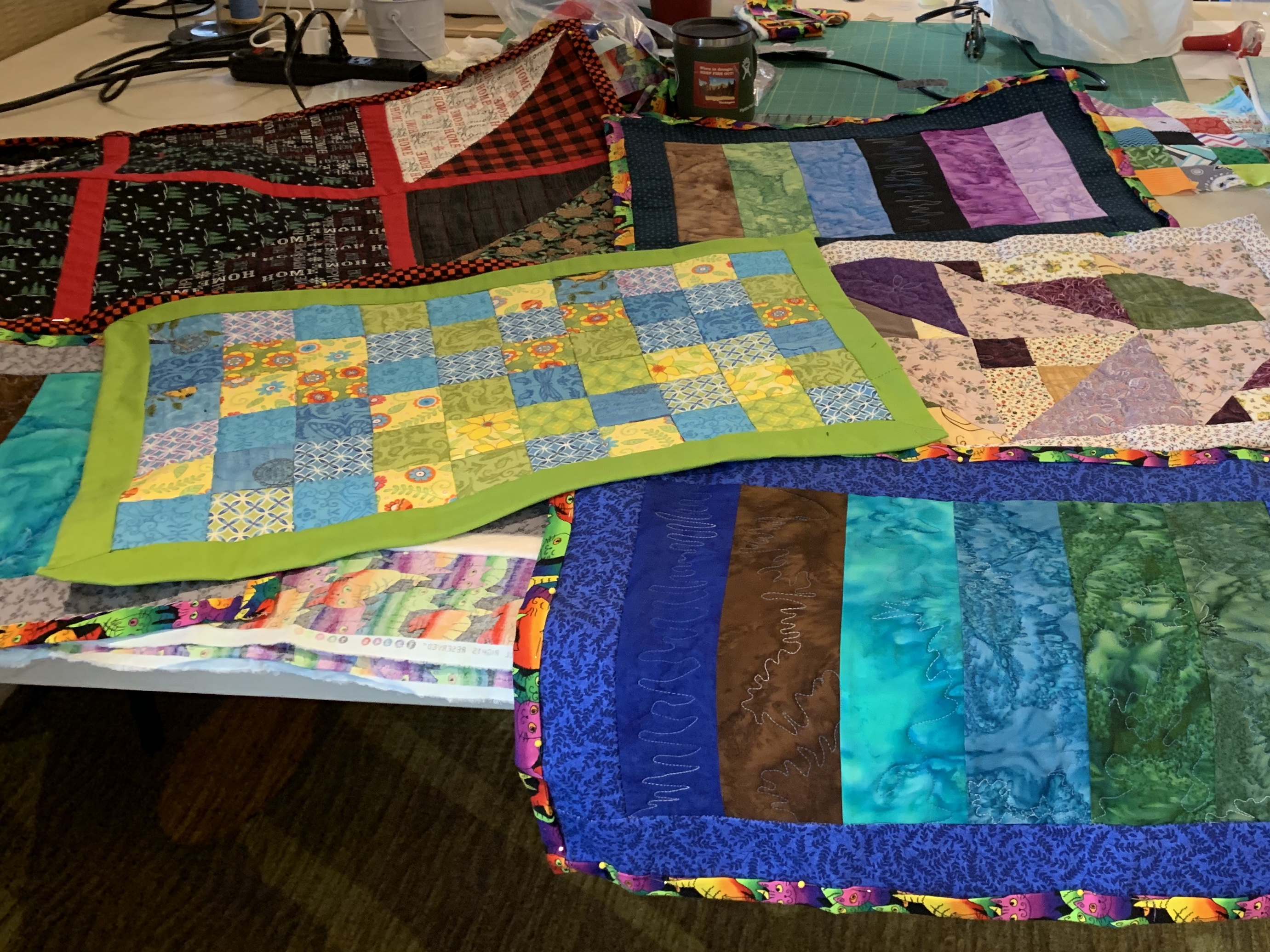 Quilts for cats in GA