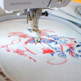 Celebrate National Embroidery Month with WeAllSew
