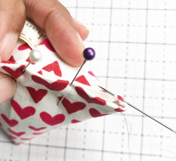 Fabric Weight Tutorial: Finished Product