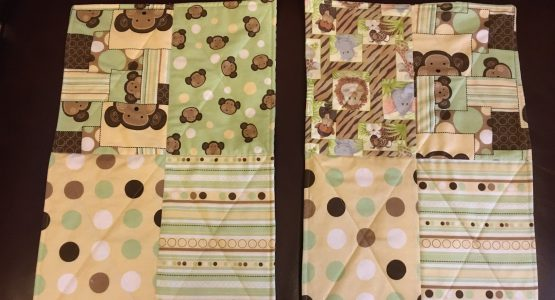 Furry Friends Kennel Quilts