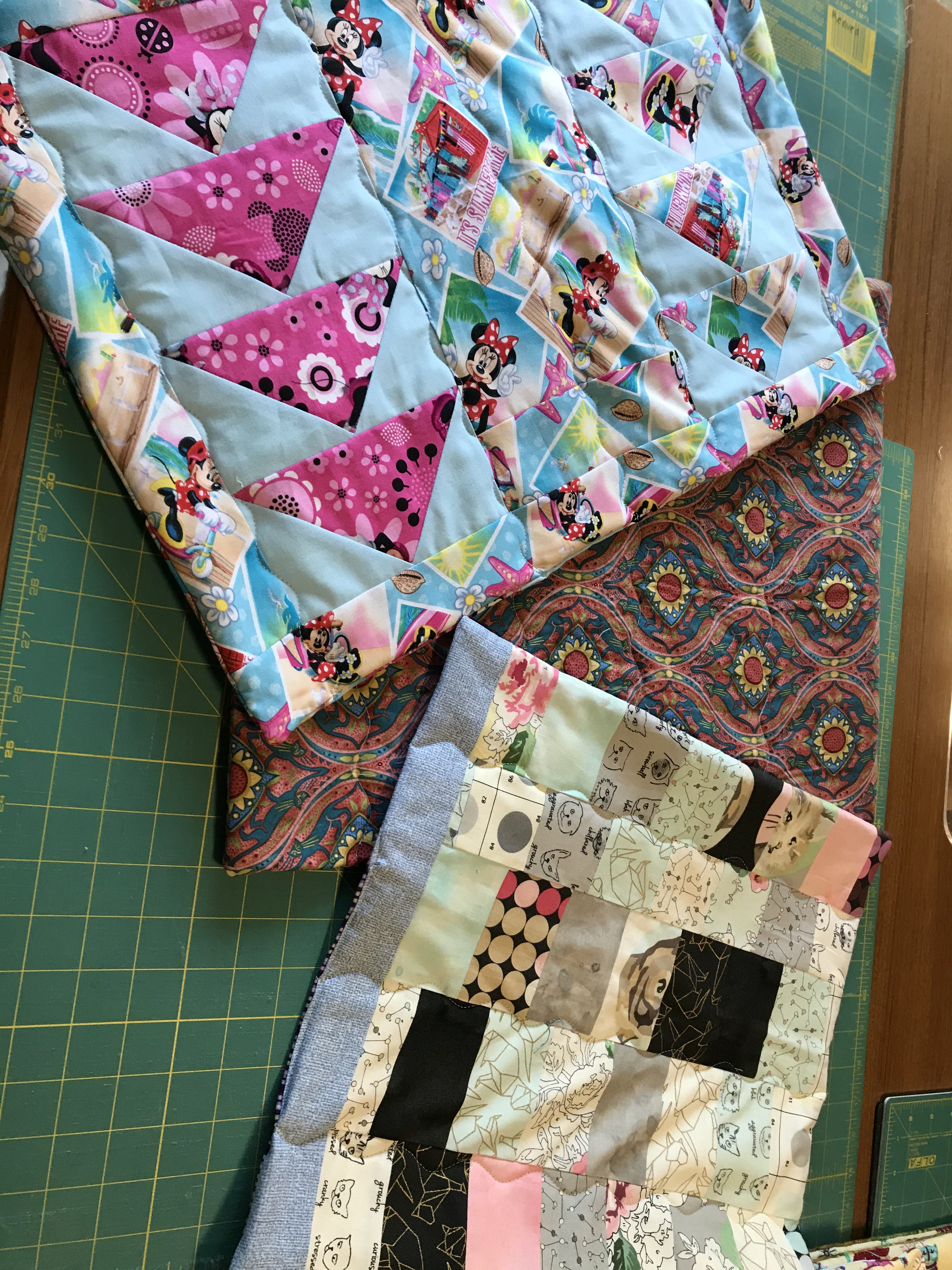 Rescue Kennel/Carrier Quilts