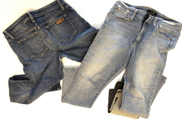Jeans Tips: Mending, Patching, Darning and Repair at WeAllSew